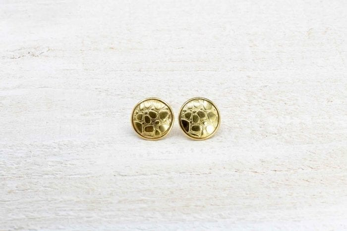 Korloff earrings in 18k yellow gold