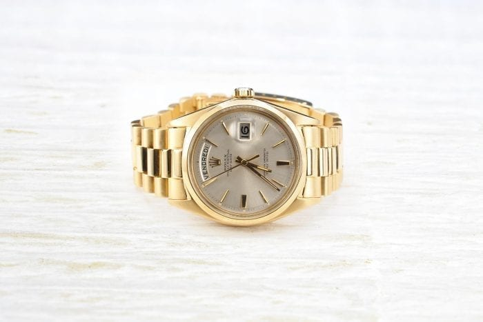 Rolex Président Day-Date of 36mm in 18k yellow gold