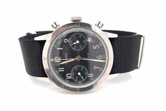 Vintage Type 21 Chrono Watch from 1960