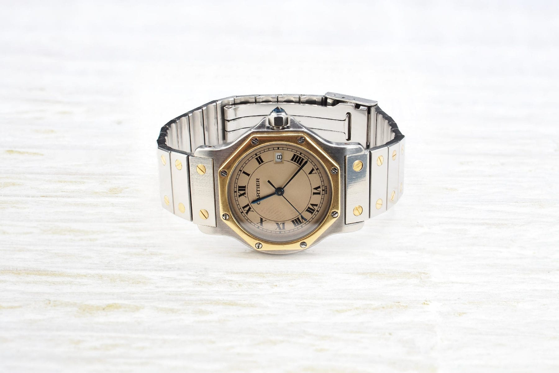 Santos cartier watch