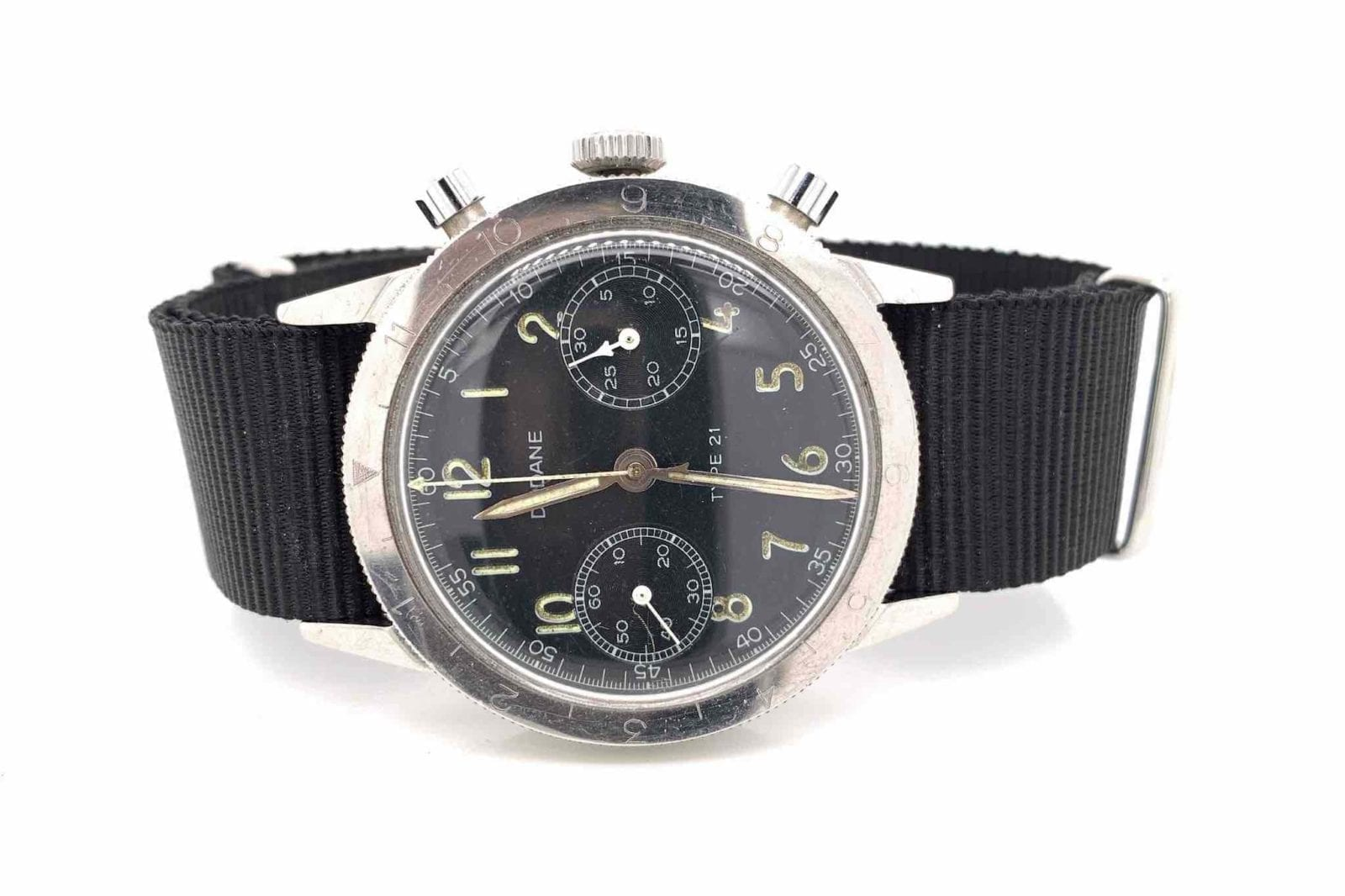 Montre Type 21 Chrono type vintage 1960
